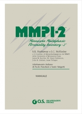 MMPI 2 - Minnesota Multiphasic Personality Inventory - walter comello