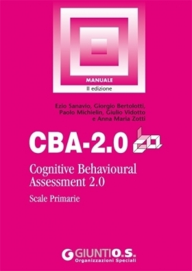 CBA- Cognitive Behavioural Assessment - walter comello